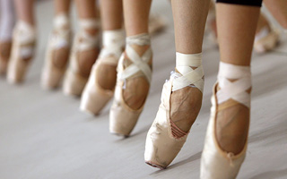 ballerinas need chiropractic help too