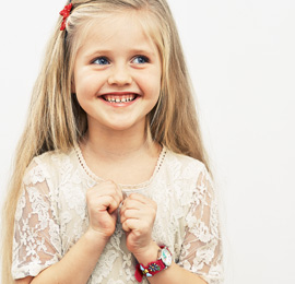 neuroseneory helps children smile
